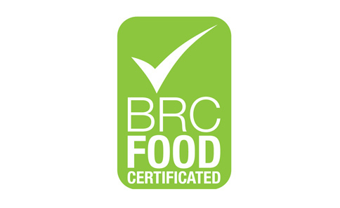 BRC Food Logo Certified