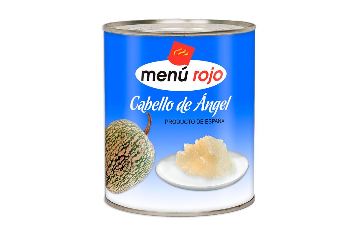 MENU ROJO PNG - CABELLO DE ANGEL