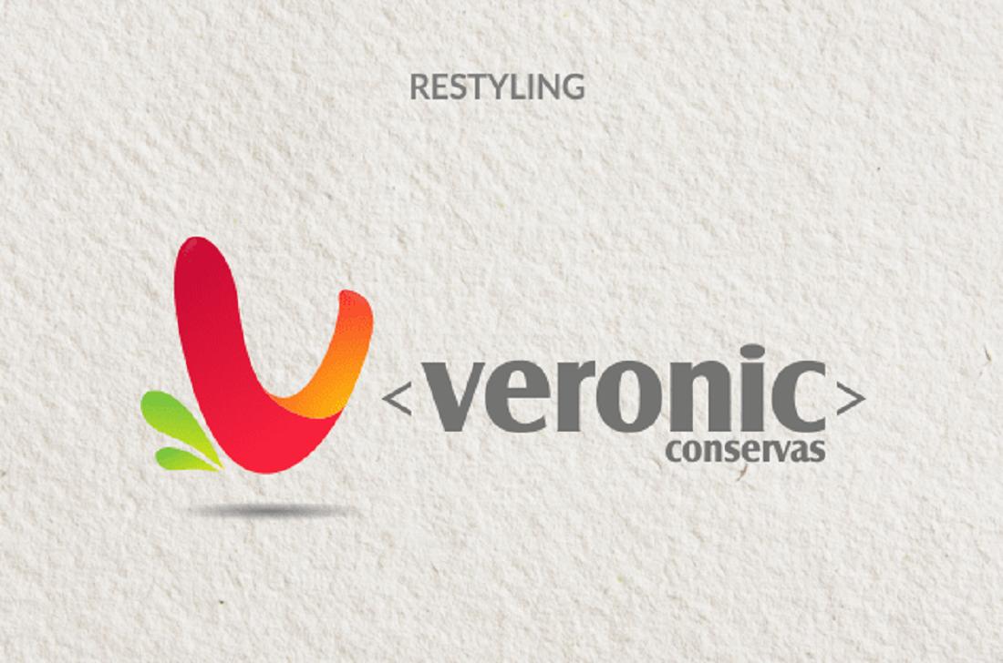Nuevo logotipo Veronic